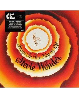 Stevie Wonder Songs In The Key Of Life(2LP+EP)