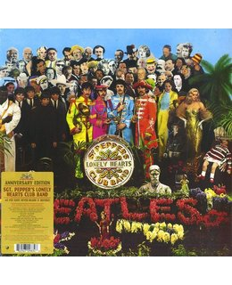 Beatles, the Sgt Pepper's Lonely Hearts Club Band =50th Anniversary=