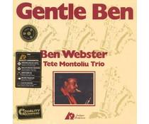 Ben Webster Gentle Ben (with Tete Montoliu Trio)