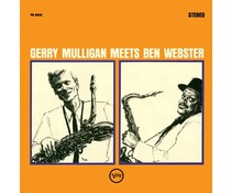 Gerry Mulligan Gerry Mulligan Meets Ben Webster - 2LP=45RPM