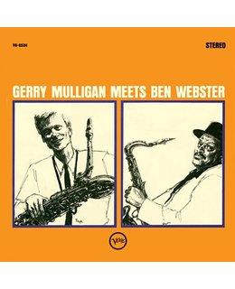 Gerry Mulligan Gerry Mulligan Meets Ben Webster - 2LP-45RPM