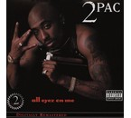 2Pac (Two Pac/Tupac) All Eyez On Me = US 4LP=