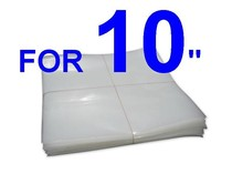 VinylVinyl Outer Sleeve =10 inch -10pcs-
