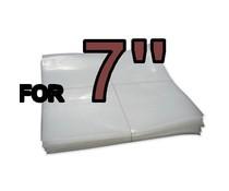 VinylVinyl 7 inch Outer Sleeves - 50pcs