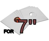 VinylVinyl Cardboard Outer Sleeve for 7inch/Single= 5 pcs=