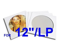 VinylVinyl Cardboard Outer Sleeve for Picture Disc=12inch = 5 pcs=