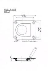 Rvs Luikring AISI-304