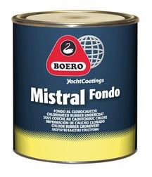 Boero Mistral Fondo Metallic Grey 2,5 liter