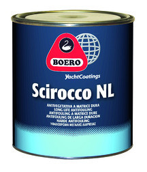 Boero Scirocco Antifouling 5ltr Donker blauw