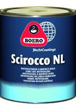 Boero Scirocco Antifouling 5Ltr Rood