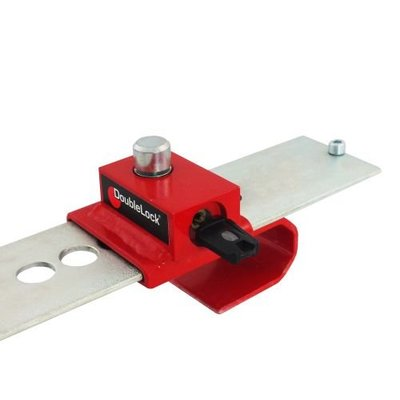 DoubleLock Containerslot Red SCM
