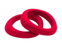 Jellystone Designs Armband Organic Rood