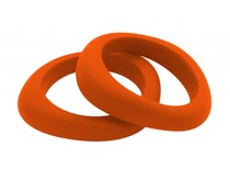 Jellystone Designs Armband Organic Oranje