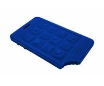 Jellystone Designs Bijtspeeltje Mobieltje Blauw