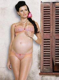 Zwangerschapslingerie Amber Plum