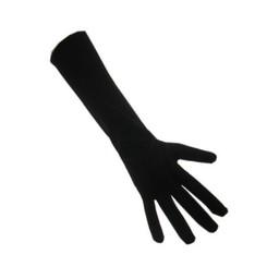 Handschoenen stretch lang luxe