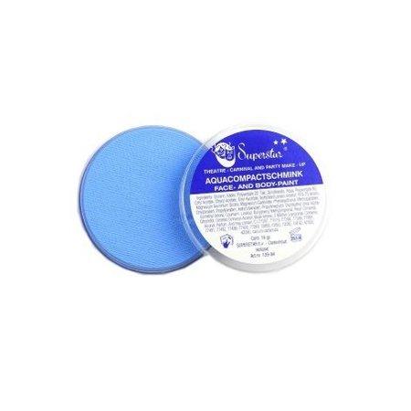 Aqua compactschmink pastel blauw nr.116