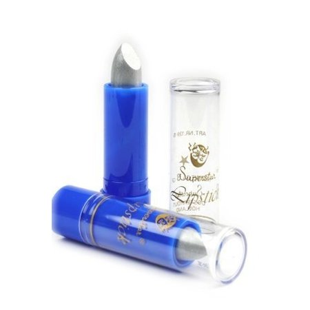Superstar lippenstift zilver