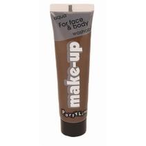 Schmink tube bruin