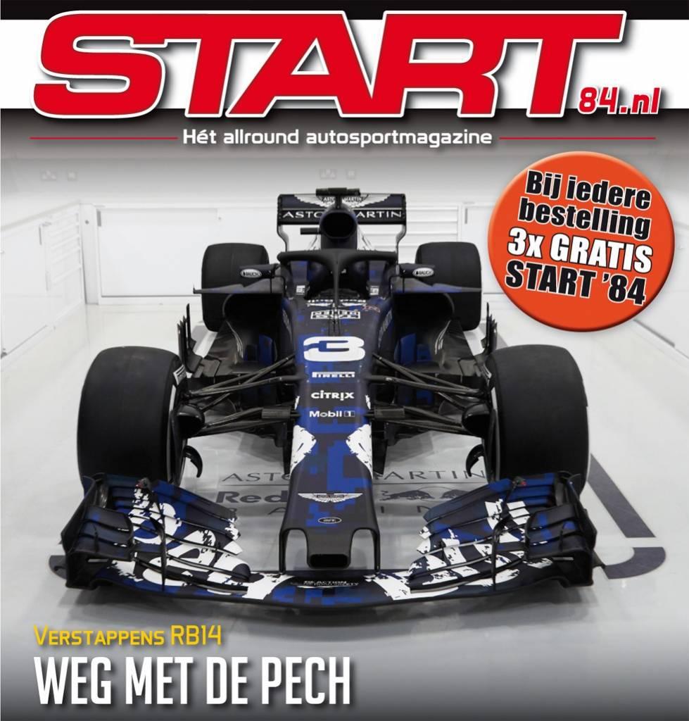3 maanden gratis START' 84 autosportmagazine