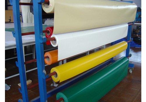 PVC tarp 650 FR - roll width 2,50m
