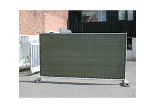 Bouwhekzeil PE 150 gr/m² - Groen