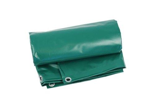 Grondzeil 4x4 PVC 600 Groen