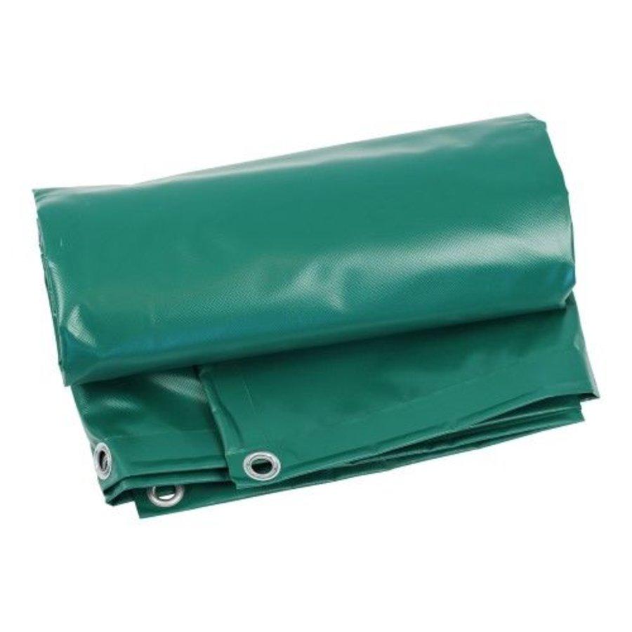 Heavy-duty groundsheet 3x4 PVC 600 gr/m² - Green