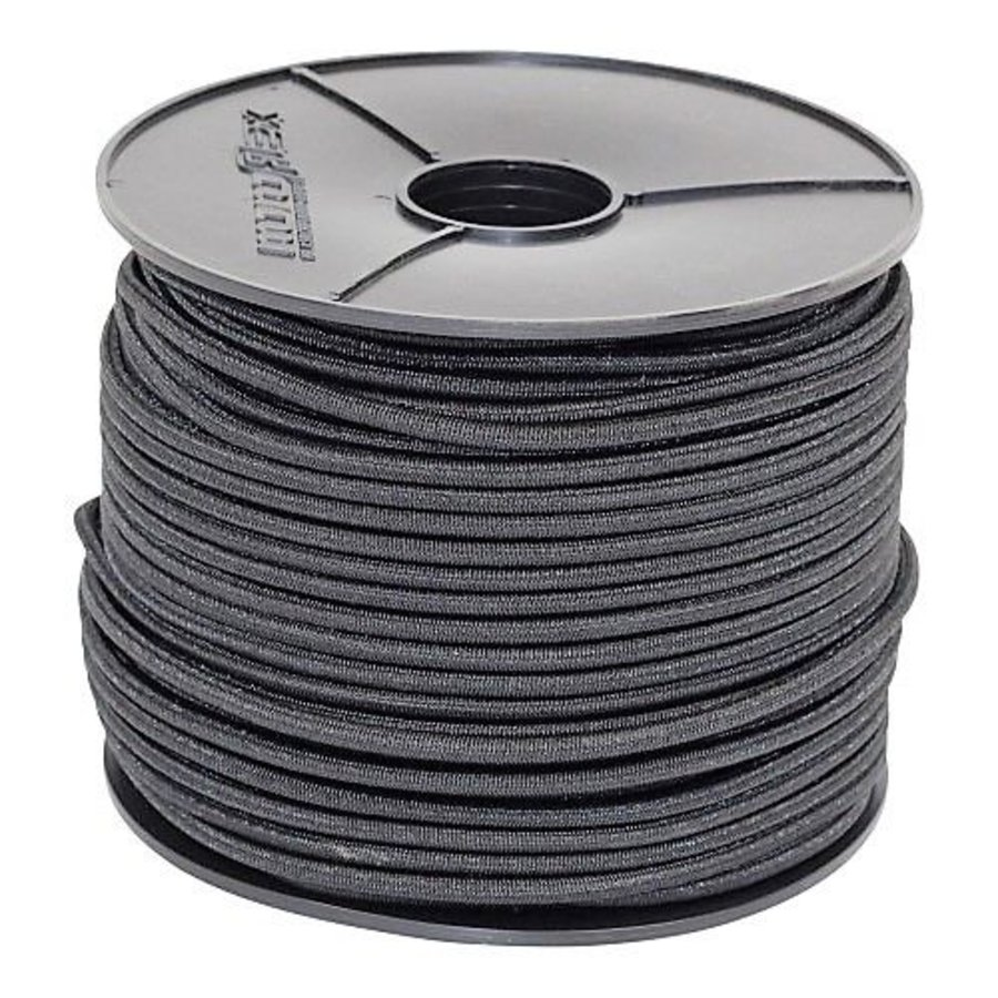 Rubber cable diam. 6 or 8mm