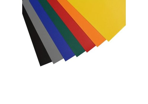 Pvc zeildoek 600 gr/m² - 2,04m breed