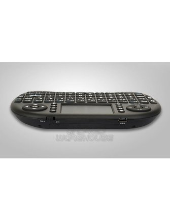 Riitek I8 mini drahtlose Tastatur + Multitouch + Multi-Touchpad