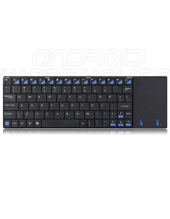 Riitek Rii Mini-K12 + Ultra Slim Tastatur mit Multi-Touchpad