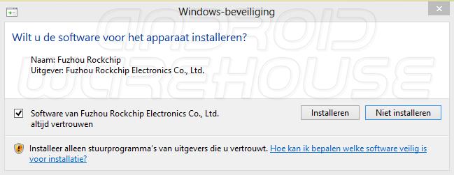 Windows beveiliging