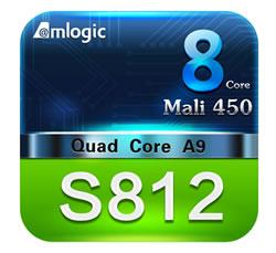 AMLogic S812 Quad Core Soc