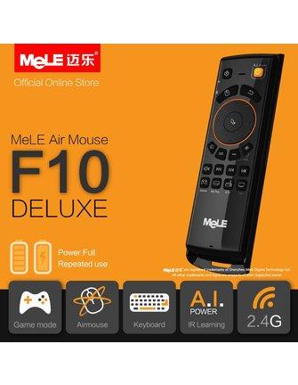 Mele F10 Deluxe - Draadloos Toetsenbord / Flymouse