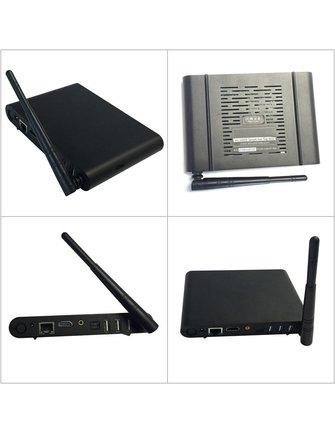 Ugoos UGOOS UG420 ROCKCHIP RK3288 QUADCORE ANDROID TV BOX MET 2.0 MP CAMERA