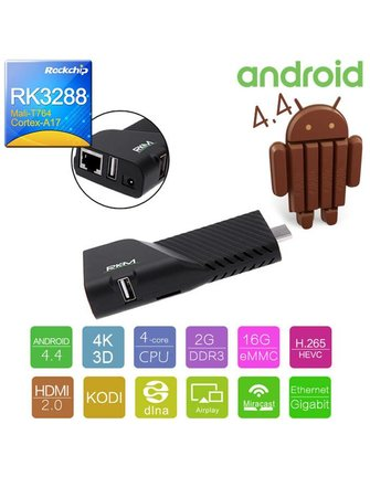 RKM / Rikomagic RKM V5 / RIKOMAGIC V5 ROCK CHIP RK3288 ANDROID TV STICK / STICK ANDROID / MINIpc