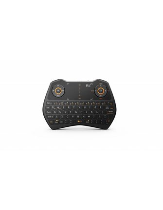 Riitek Rii mini ONE i28 - All In One Controller / Bediening (Flymouse / Airmouse / Toetsenbord / Controller / Gamepad)