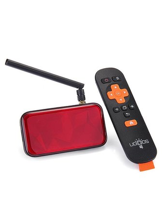 Ugoos UGOOS AM2 64-BIT AMLogic S905 2,0 GHz Quad-Core-Android-TV BOX