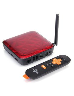 UT3S Quad-Core-Android TV Box / Mini-PC / Androidbox