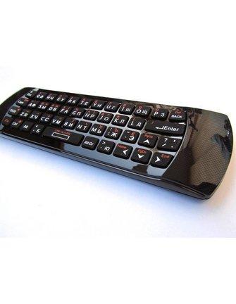 Riitek Rii i25 2.4 Ghz Flymouse / Toetsenbord met inleerfunctie