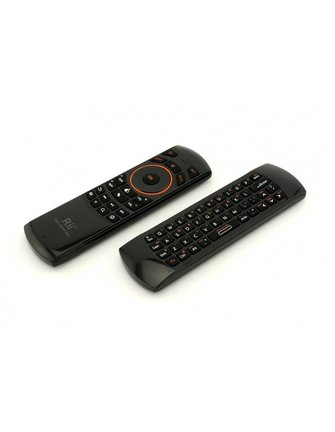 Riitek Rii Mini i25 2.4 Ghz Flymouse / Keyboard with teach-in function