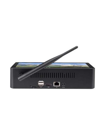 PiPo X10 PRO 10,8-Zoll-Touchscreen WINDOWS INTEL Z8350 TV BOX
