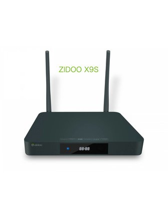 Zidoo ZIDOO X9S REALTEK RTD1295 ANDROID TV BOX / ANDROIDBOX / MINI PC