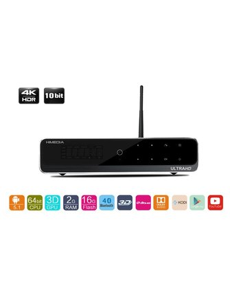 Himedia HIMEDIA Q10 PRO 4K HDR ANDROID MEDIA TV BOX