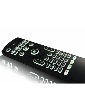 iStreamer MX3 PRO 2.4 Ghz Flymouse / Toetsenbord met inleerfunctie