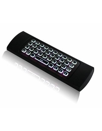 iStreamer MX3 & PRO 2.4 Ghz Flymouse / Keyboard mit Teach-in-Funktion
