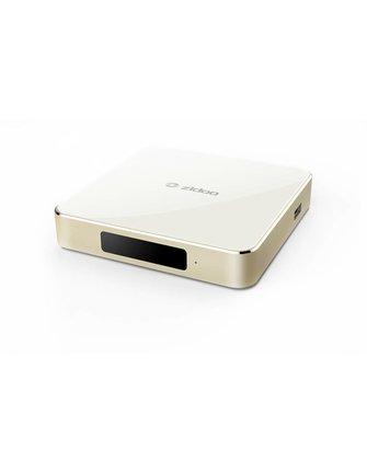Zidoo H6 PRO 6K HDR 10-BIT Quad ANDROID SMART TV BOX