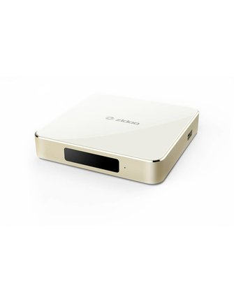 Zidoo H6 PRO 6K HDR 10-BIT QUADCORE ANDROID SMART TV BOX