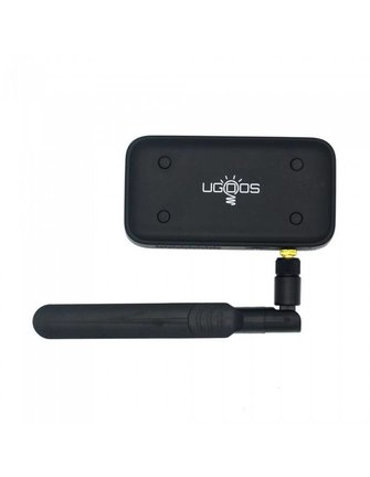 Ugoos UM4 Rockchip RK3328 1,5 GHz Quad-Core ANDROID TV STICK / STICK ANDROID / MINIpc